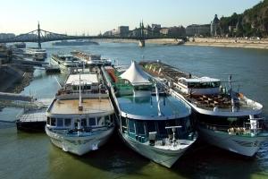 31,6 milliárd forintból fejlesztik a dunai hajózást 2020-ig