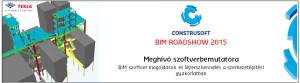 BIM roadshow 2015