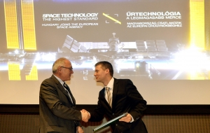 Magyarország csatlakozik az Európai Űrügynökséghez