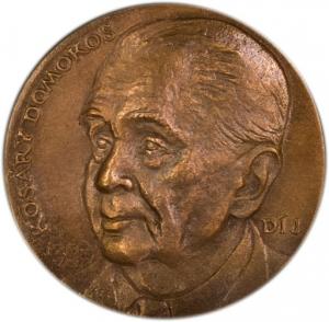 Posztumusz elismerés dr. M. Csizmadia Bélának