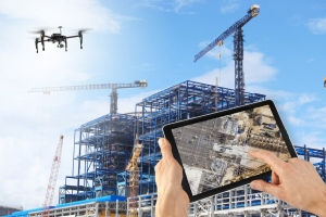 Az elmúlt három évben folyamatosan bővült az építőipar