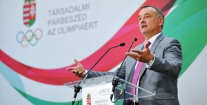Olimpia 2024 – megvalósíthatósági tanulmány: Budapest esélyes pályázó