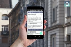 Megjelent az E-építési Napló ingyenes, magyar nyelvű mobil verziója