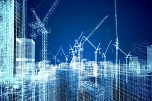 Áprilisban is jelentősen nőtt az építőipari termelés