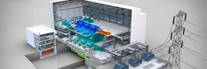 A GE Hungary nyerte a turbinatendert