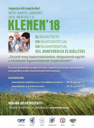 KLENEN'18