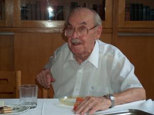 Száz éve született dr. Sváb János