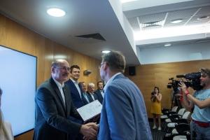 Projektmenedzserek végeztek a Magyar Mérnöki Kamara új mesteriskolájában