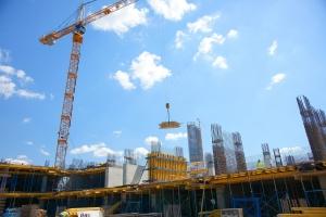 Márciusban 3,4 százalékkal csökkent az építőipar termelése