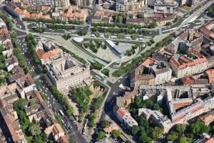 Megkezdődött a Széll Kálmán tér felújítása