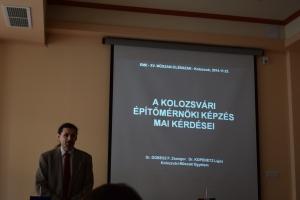 Kihelyezett elnökségi ülés és szakmai nap Kolozsváron
